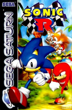 Sonic R (EU)