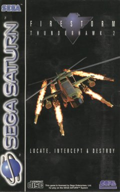 Firestorm: Thunderhawk 2 (EU)