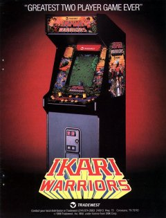 Ikari Warriors (US)