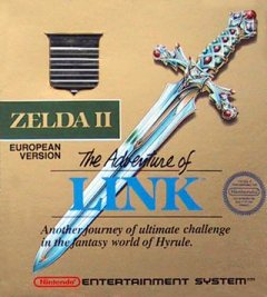 Zelda II: The Adventure Of Link (EU)