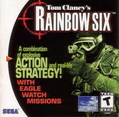 <a href='http://www.playright.dk/info/titel/rainbow-six'>Rainbow Six</a>   25/30
