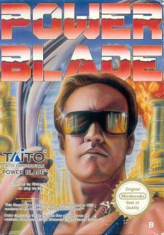Power Blade (EU)