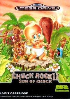 Chuck Rock II: Son Of Chuck (EU)