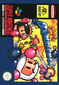 Super Bomberman (EU)