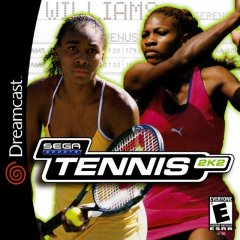 Virtua Tennis 2 (US)