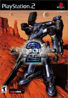 Armored Core 2 (US)