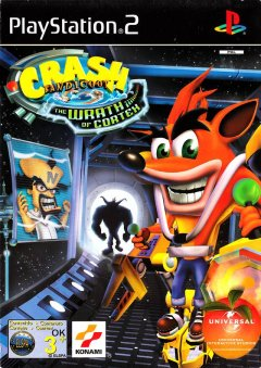 Crash Bandicoot: The Wrath Of Cortex (EU)
