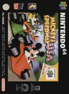 Mickey's Speedway USA (EU)