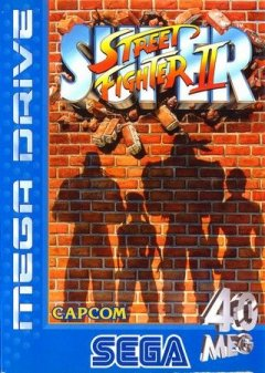 Super Street Fighter II (EU)