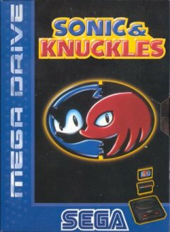 Sonic & Knuckles (EU)