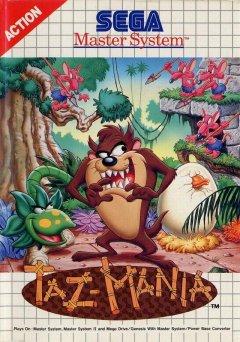 Taz-Mania (1992 Sega) (EU)