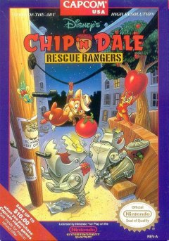 Chip 'N Dale: Rescue Rangers (US)
