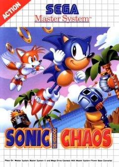Sonic The Hedgehog Chaos (EU)