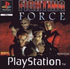 Fighting Force (EU)