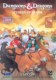 Dungeons & Dragons: Tower Of Doom (US)