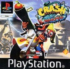 Crash Bandicoot 3: Warped (EU)