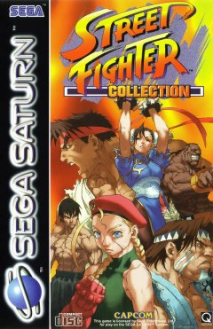 Street Fighter Collection (EU)