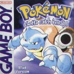 Pokémon Blue (EU)