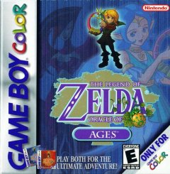 Legend Of Zelda, The: Oracle Of Ages (US)