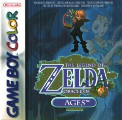 Legend Of Zelda, The: Oracle Of Ages (EU)