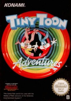 Tiny Toon Adventures (EU)