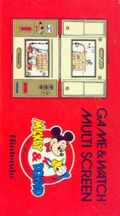 Mickey & Donald (US)