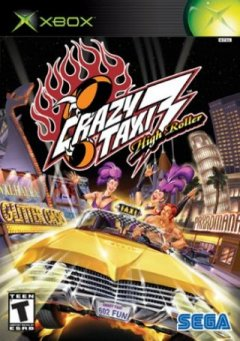 Crazy Taxi 3: High Roller (US)