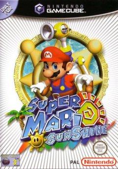 Super Mario Sunshine (EU)
