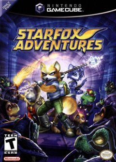 StarFox Adventures (US)