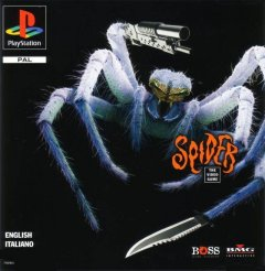 Spider: The Video Game (EU)