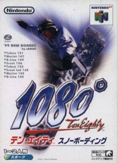 <a href='http://www.playright.dk/info/titel/1080-snowboarding'>1080° Snowboarding</a> &nbsp;  5/30
