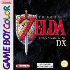 Legend Of Zelda, The: Link's Awakening DX (EU)