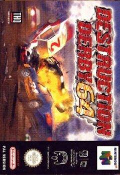 Destruction Derby 64 (EU)
