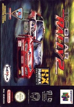 Top Gear Rally 2 (EU)