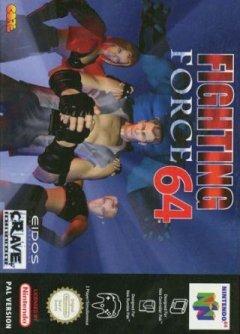 Fighting Force 64 (EU)
