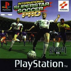International Superstar Soccer Pro (EU)
