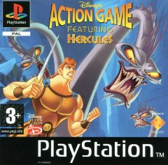 Action Game Featuring Hercules (EU)