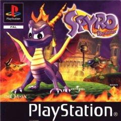 Spyro The Dragon (EU)