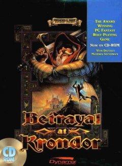 Betrayal At Krondor (US)
