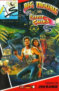 Big Trouble In Little China (EU)