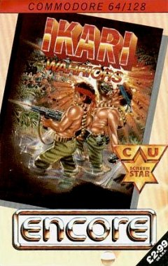 Ikari Warriors (EU)