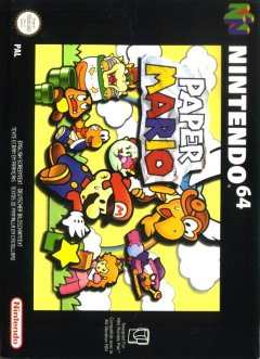 Paper Mario (EU)