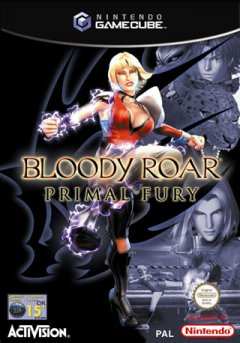 Bloody Roar: Primal Fury (EU)