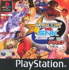 Capcom Vs. SNK: Millennium Fight 2000 PRO (EU)