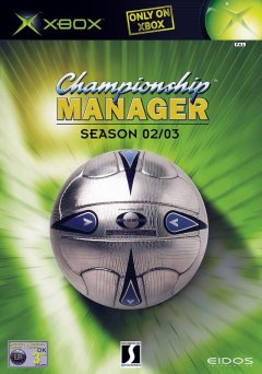 Championship Manager: Season 02/03 (EU)