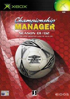 Championship Manager: Season 01/02 (EU)