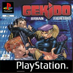 Gekido: Urban Fighters (EU)
