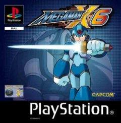 Mega Man X6 (EU)