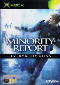 Minority Report (EU)