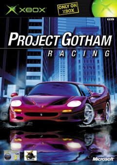 Project Gotham Racing (EU)